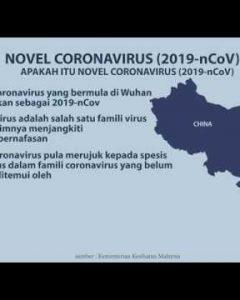 Apakah itu Coronavirus-Covid 19
